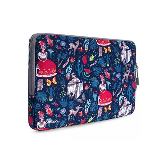 [TOMTOC] 탐탁 맥북 13인치 노트북 파우치 A13 Notebook Sleeve 13inch Dazzling Blue